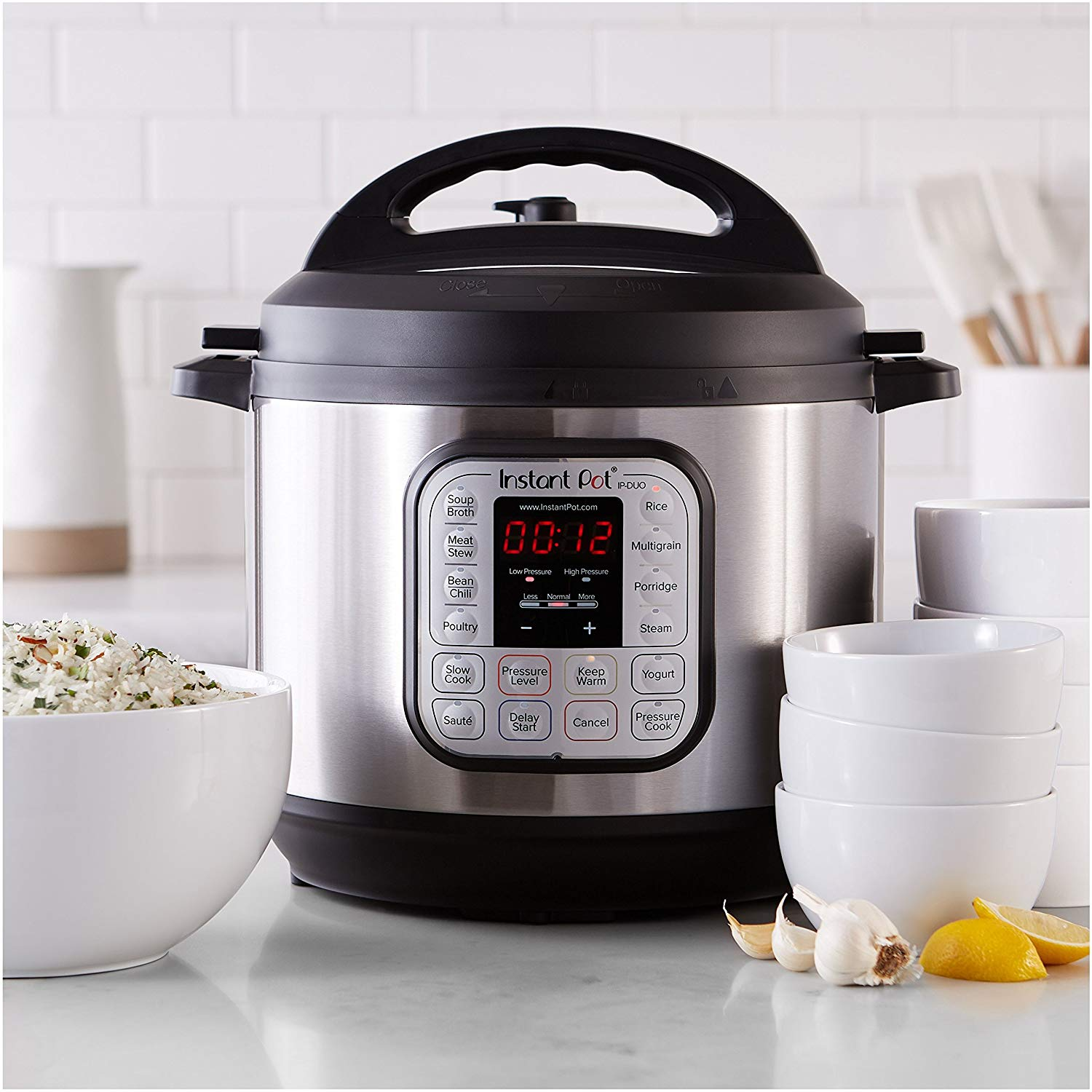 Instant Pot Du080 8qt 7 In 1 Multi Use Lease Zone Rent